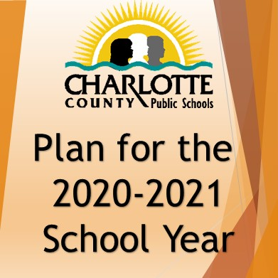 Plan for the 2020-21 School Year